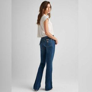 HUDSON | Hackney Signature Distressed Jeans